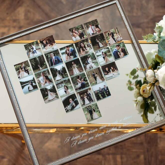 Коллаж - сердце из 27 снимков(1)