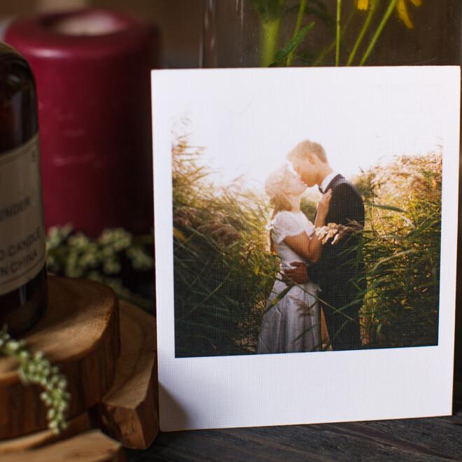 Фотокарточки в стиле Polaroid. Подарочный набор(2)