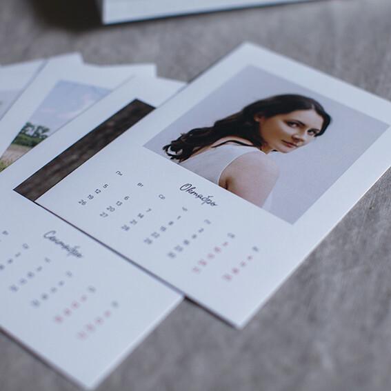 Подарочный набор календаря(2)